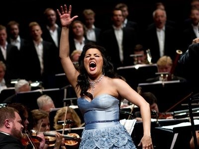 Anna Netrebko Tickets